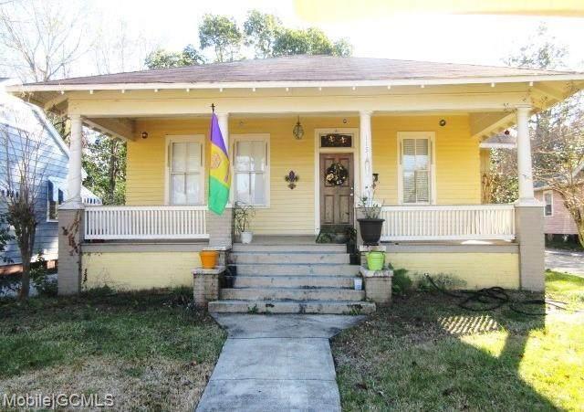 1151 Caroline Avenue, Mobile, AL 36604 (MLS #648207) :: Berkshire Hathaway HomeServices - Cooper & Co. Inc., REALTORS®