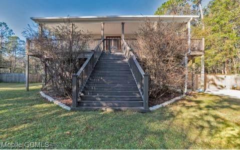 9680 Beach Road, Theodore, AL 36582 (MLS #648249) :: Berkshire Hathaway HomeServices - Cooper & Co. Inc., REALTORS®
