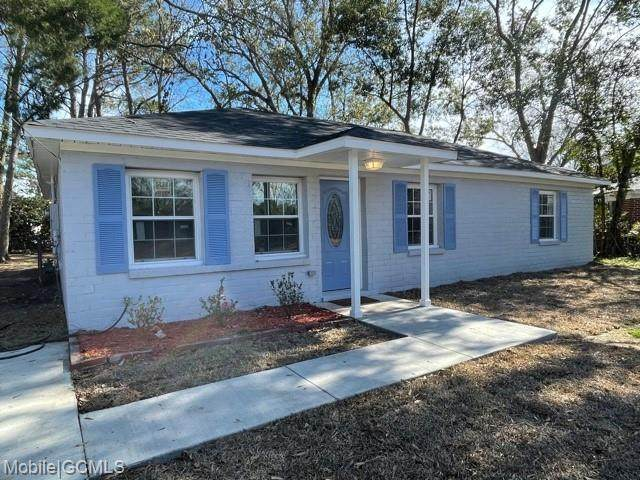 719 Iris Avenue, Mobile, AL 36606 (MLS #648622) :: Berkshire Hathaway HomeServices - Cooper & Co. Inc., REALTORS®