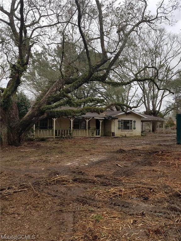 12800 Creel Road, Grand Bay, AL 36541 (MLS #649545) :: Mobile Bay Realty