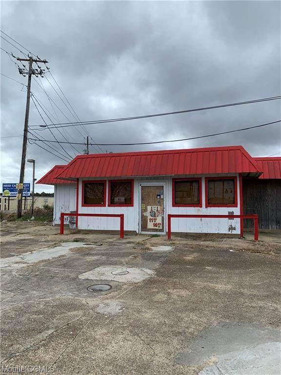 5590 Old Pascagoula Road, Mobile, AL 36619 (MLS #649740) :: Mobile Bay Realty