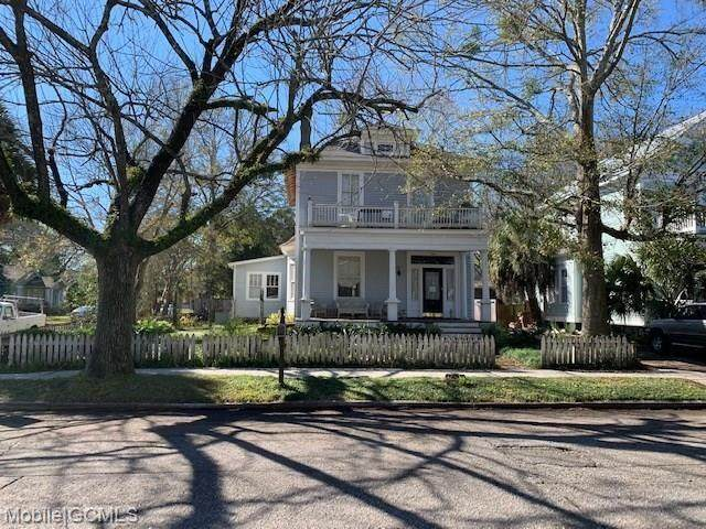 266 Stocking Street, Mobile, AL 36604 (MLS #650707) :: Berkshire Hathaway HomeServices - Cooper & Co. Inc., REALTORS®