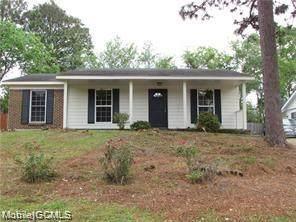 6712 Timbers Drive W #3, Mobile, AL 36695 (MLS #651012) :: Elite Real Estate Solutions