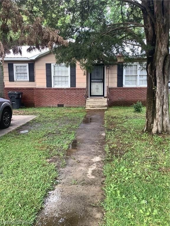 112 Grant Street W, Chickasaw, AL 36611 (MLS #651205) :: Mobile Bay Realty