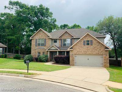 2564 Trophy Court, Mobile, AL 36618 (MLS #651703) :: Mobile Bay Realty