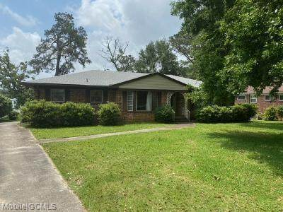 2501 Vaughan Drive S, Mobile, AL 36605 (MLS #651846) :: Berkshire Hathaway HomeServices - Cooper & Co. Inc., REALTORS®