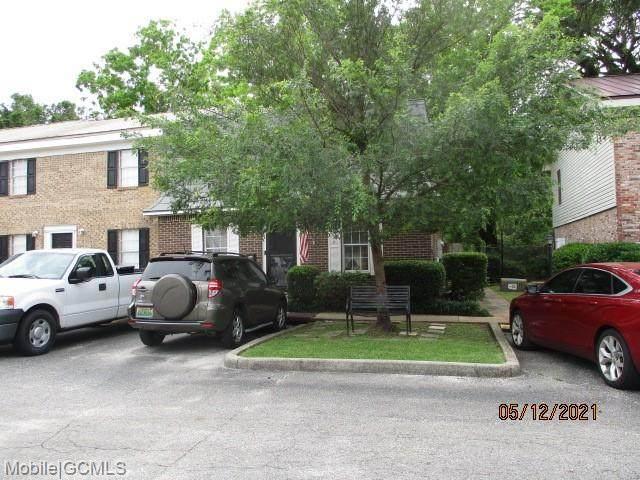4017 Cottage Hill Road #34, Mobile, AL 36609 (MLS #652232) :: Mobile Bay Realty