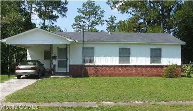 1608 Cadillac Drive, Mobile, AL 36605 (MLS #652314) :: Mobile Bay Realty