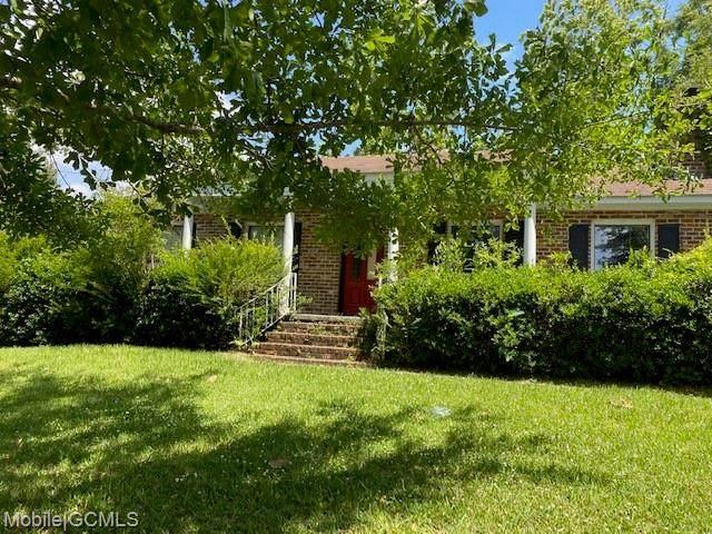 2320 Lourdes Circle, Mobile, AL 36617 (MLS #652511) :: Mobile Bay Realty