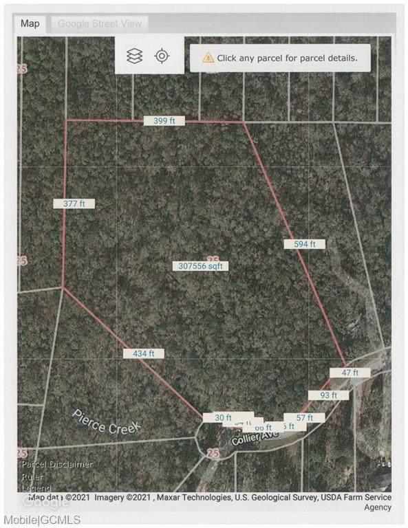 0 Collier Avenue, Mobile, AL 36608 (MLS #652839) :: Elite Real Estate Solutions