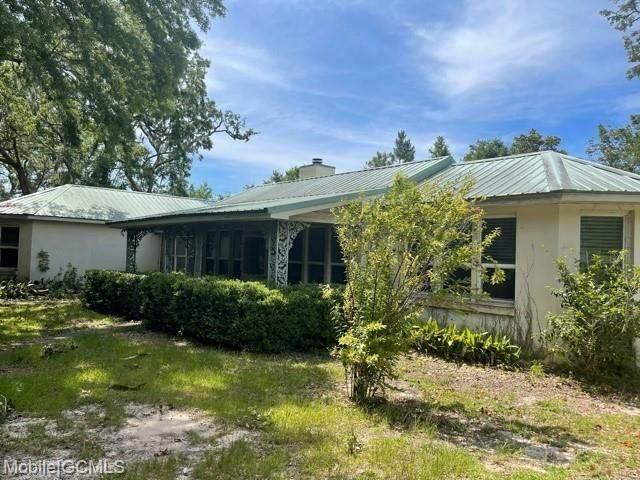 10970 County Road 99, Lillian, AL 36549 (MLS #653756) :: Elite Real Estate Solutions