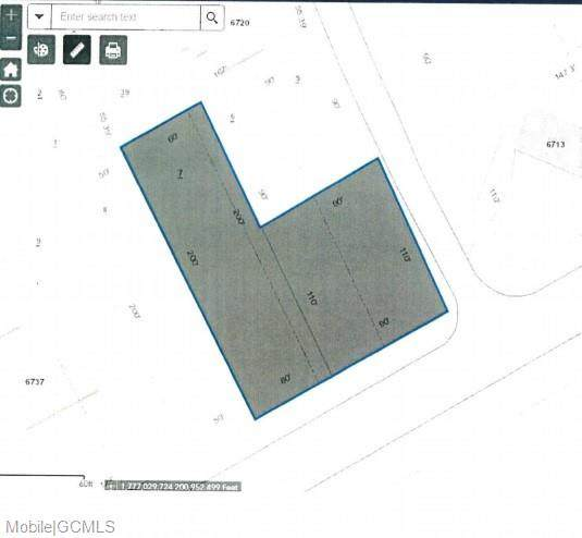 0 Hamilton Boulevard, Theodore, AL 36582 (MLS #653824) :: Elite Real Estate Solutions