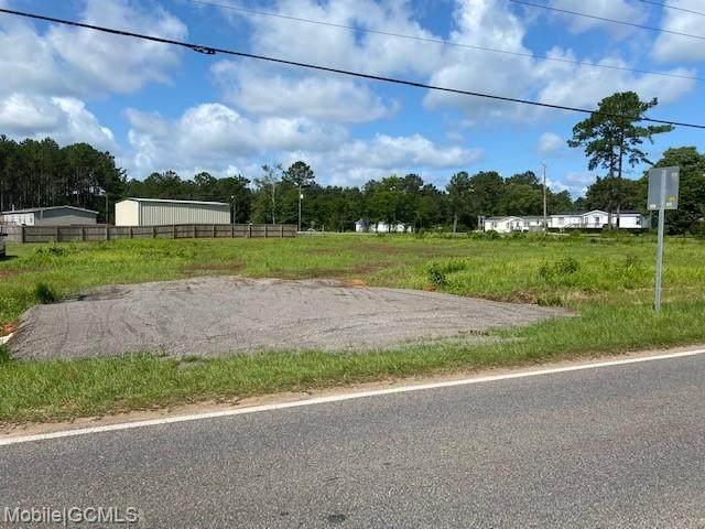 0 Jack Williams Road #24, Wilmer, AL 36587 (MLS #653845) :: Elite Real Estate Solutions