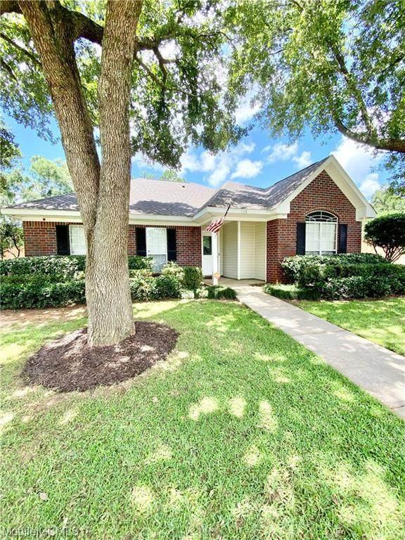 726 Willow Springs Drive, Mobile, AL 36695 (MLS #653944) :: Elite Real Estate Solutions