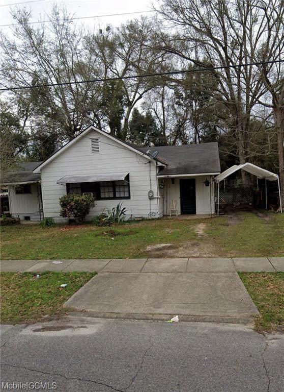 2902 Emogene Street, Mobile, AL 36606 (MLS #655077) :: Elite Real Estate Solutions