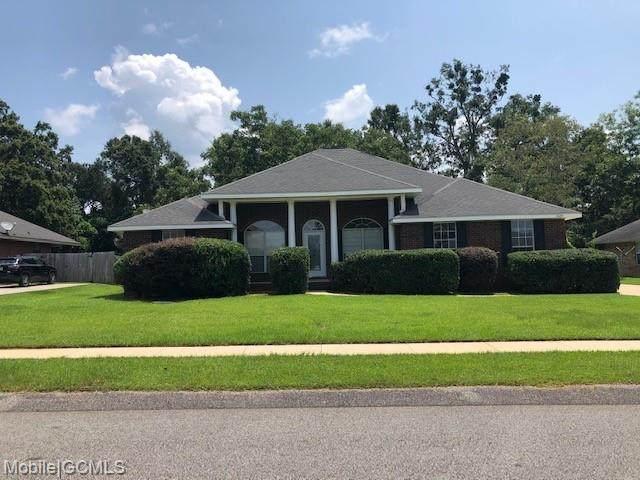 3605 Rigby Drive W, Mobile, AL 36695 (MLS #655185) :: Elite Real Estate Solutions