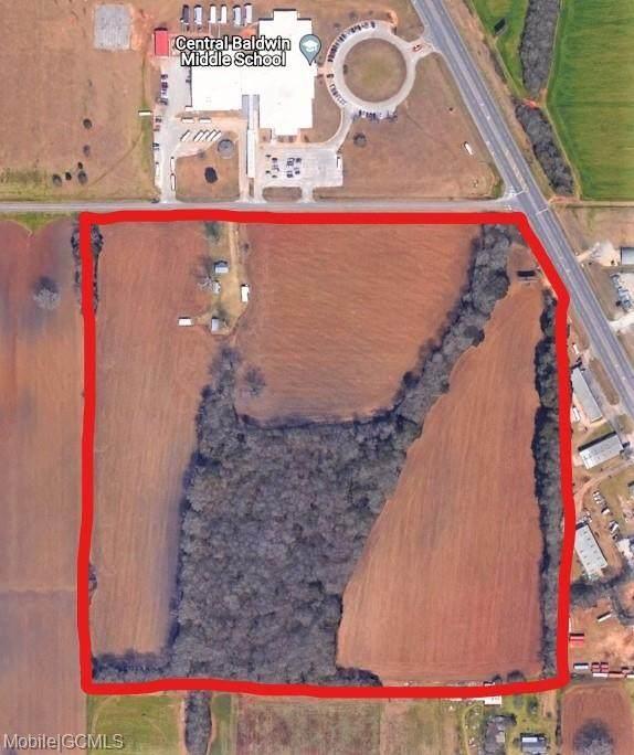 17375 Thompson Road, Loxley, AL 36551 (MLS #655209) :: Berkshire Hathaway HomeServices - Cooper & Co. Inc., REALTORS®