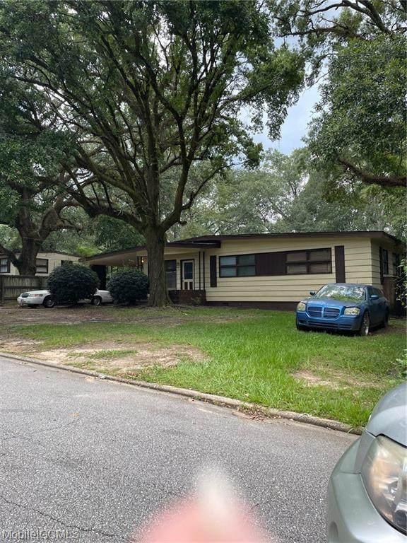 4154 Gentilly Lane, Mobile, AL 36618 (MLS #655803) :: Mobile Bay Realty