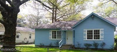 902 Cloverdale Drive, Mobile, AL 36606 (MLS #656253) :: Berkshire Hathaway HomeServices - Cooper & Co. Inc., REALTORS®
