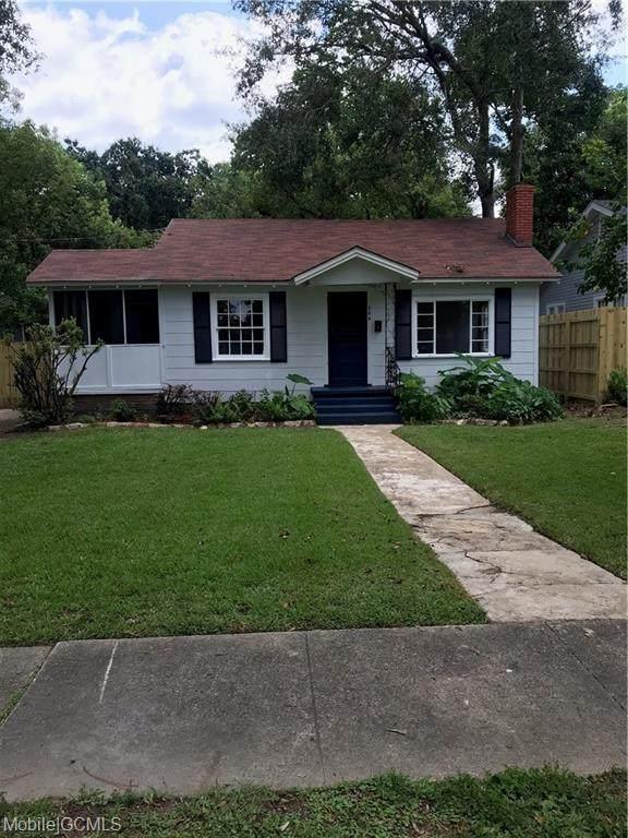206 Hazel Street, Mobile, AL 36607 (MLS #657505) :: Mobile Bay Realty