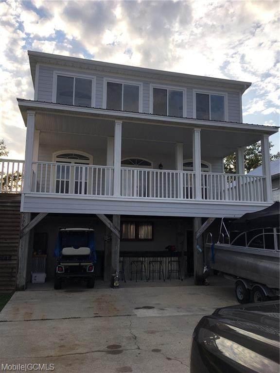 5596 Bayou St John Avenue, Orange Beach, AL 36561 (MLS #657602) :: Mobile Bay Realty