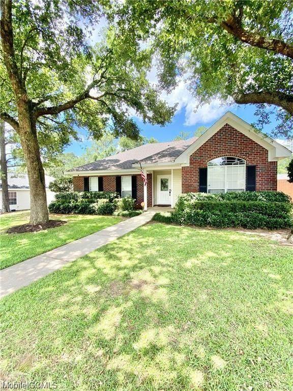 726 Willow Springs Drive, Mobile, AL 36695 (MLS #657776) :: Berkshire Hathaway HomeServices - Cooper & Co. Inc., REALTORS®