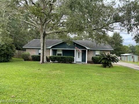 8062 Oak Bend Drive, Theodore, AL 36582 (MLS #657814) :: Mobile Bay Realty