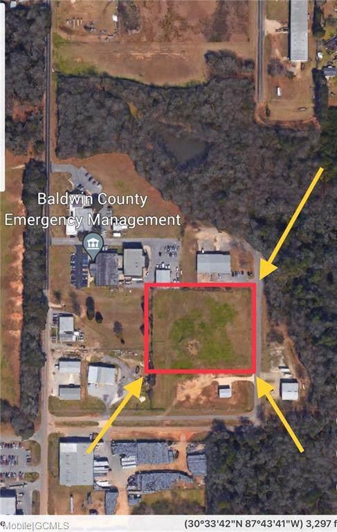 0 Grissom Drive S, Robertsdale, AL 36567 (MLS #657902) :: Elite Real Estate Solutions