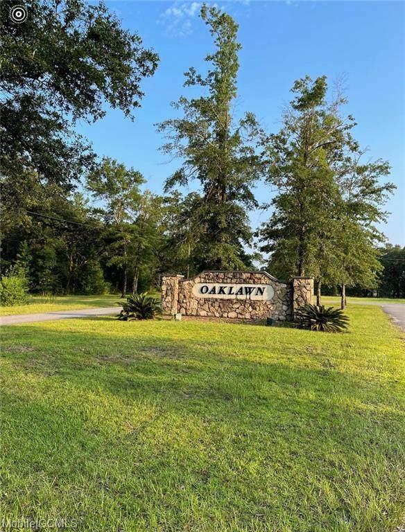 0 Sugar Mill Circle #18, Axis, AL 36525 (MLS #657908) :: Elite Real Estate Solutions