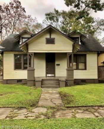 451 Michigan Avenue, Mobile, AL 36604 (MLS #657924) :: Mobile Bay Realty