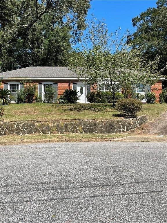 1151 Santa Maria Court, Mobile, AL 36693 (MLS #658731) :: Elite Real Estate Solutions