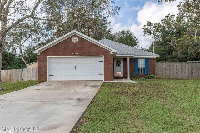 6068 Creel Road, Theodore, AL 36582 (MLS #658900) :: Berkshire Hathaway HomeServices - Cooper & Co. Inc., REALTORS®