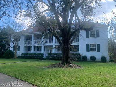 214 Upham Street 16A, Mobile, AL 36607 (MLS #659230) :: Berkshire Hathaway HomeServices - Cooper & Co. Inc., REALTORS®
