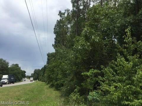 15000 Moffett Road, Wilmer, AL 36587 (MLS #615336) :: Elite Real Estate Solutions