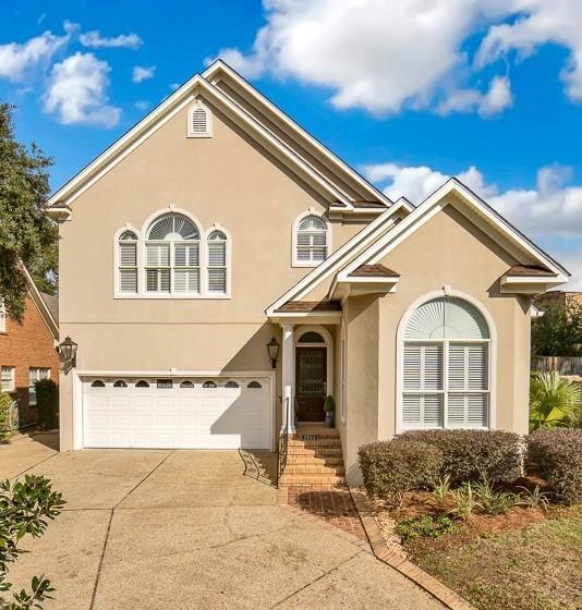 3928 Mcgregor Court, Mobile, AL 36608 (MLS #622553) :: Jason Will Real Estate
