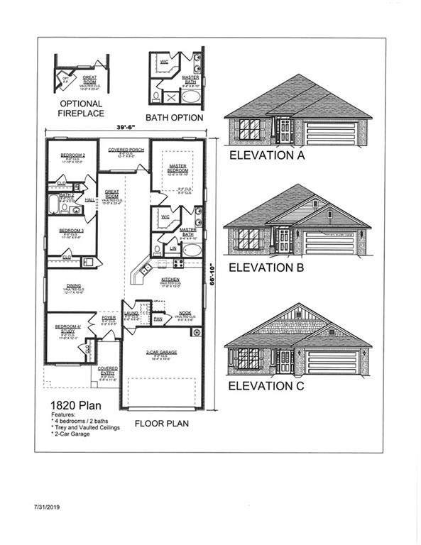 2086 Stonepine Drive, Semmes, AL 36575 (MLS #634528) :: Berkshire Hathaway HomeServices - Cooper & Co. Inc., REALTORS®