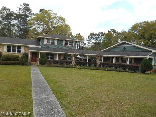 2929 Firetower Road, Semmes, AL 36575 (MLS #638026) :: Berkshire Hathaway HomeServices - Cooper & Co. Inc., REALTORS®
