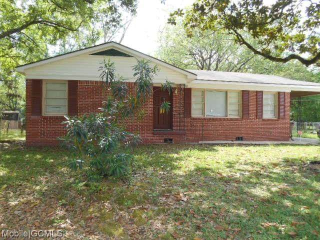 3155 Angus Drive S, Mobile, AL 36606 (MLS #638292) :: Mobile Bay Realty