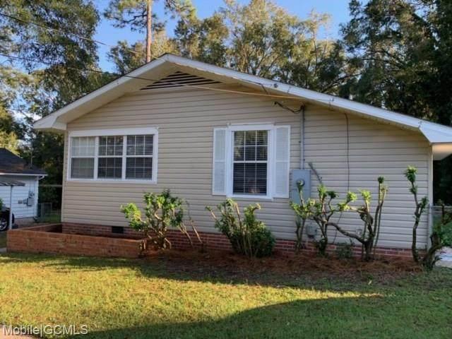 4705 Bellewood Drive S, Mobile, AL 36618 (MLS #644616) :: Mobile Bay Realty