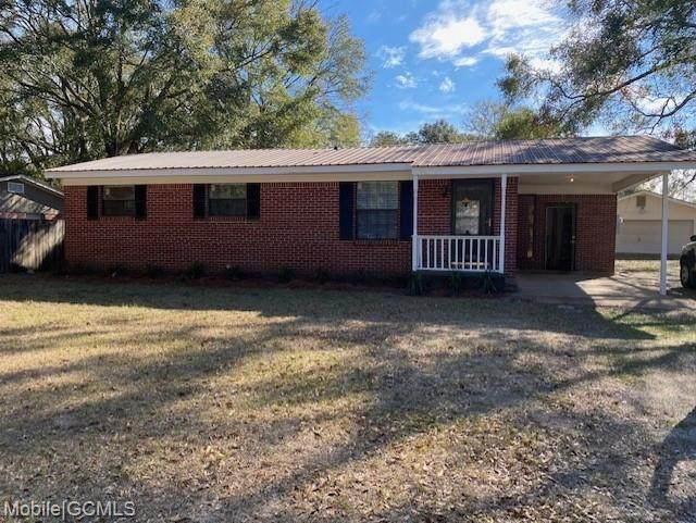 6925 Colonial Terrace, Mobile, AL 36618 (MLS #647894) :: JWRE Powered by JPAR Coast & County