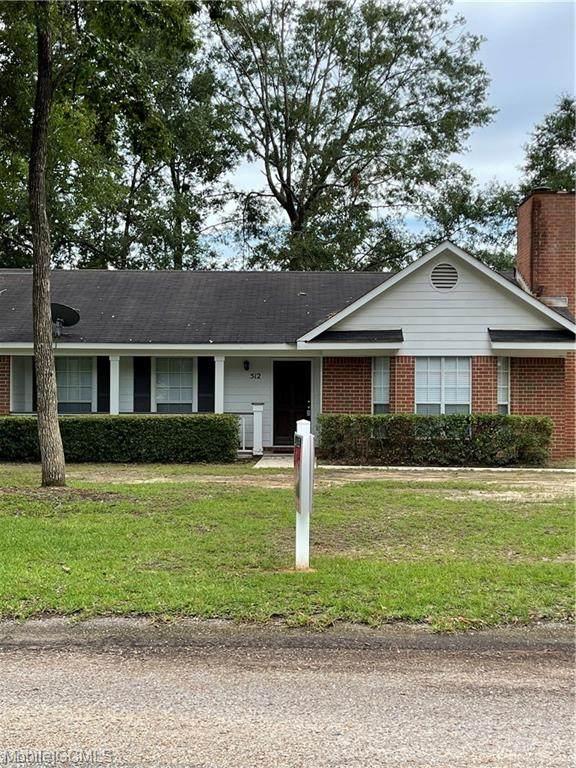 512 Margiana Drive, Satsuma, AL 36572 (MLS #654759) :: Elite Real Estate Solutions