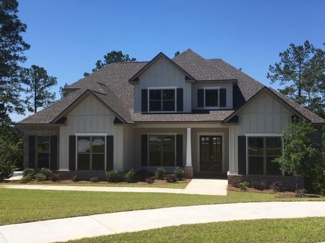 34146 Farrington Lane, Spanish Fort, AL 36527 (MLS #617856) :: Berkshire Hathaway HomeServices - Cooper & Co. Inc., REALTORS®