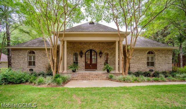 148 Willow Lake Drive, Fairhope, AL 36532 (MLS #639897) :: Mobile Bay Realty