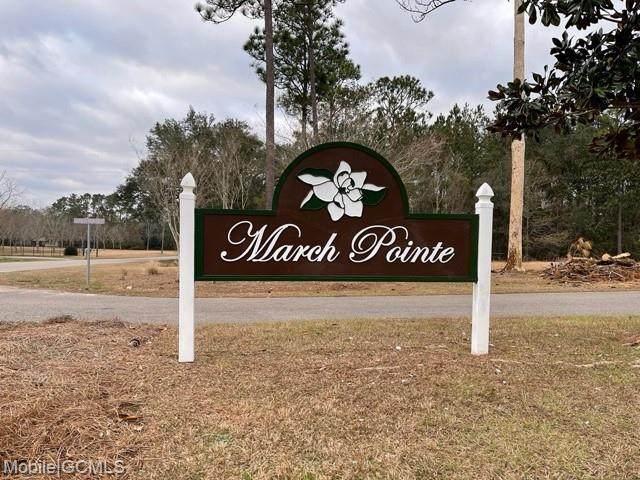 0 March Pointe Court #18, Theodore, AL 36582 (MLS #644824) :: Berkshire Hathaway HomeServices - Cooper & Co. Inc., REALTORS®