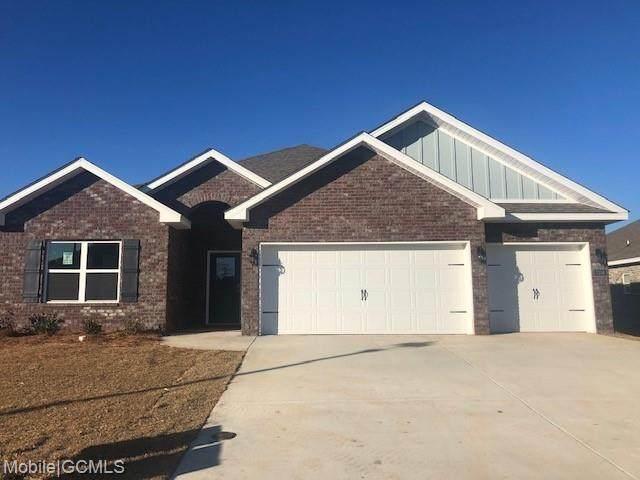 3356 Woodlands Drive, Saraland, AL 36571 (MLS #645494) :: JWRE Powered by JPAR Coast & County