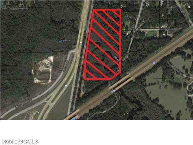 0 Old Highway 43, Creola, AL 36525 (MLS #508034) :: Mobile Bay Realty