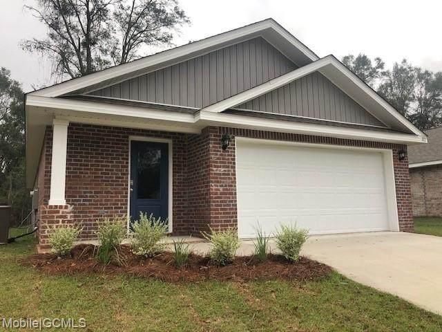 102 Pierce Court, Saraland, AL 36571 (MLS #639304) :: Berkshire Hathaway HomeServices - Cooper & Co. Inc., REALTORS®