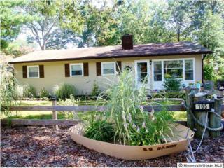 105 Holly Street, Bayville, NJ 08721 (MLS #21540484) :: The Dekanski Home Selling Team