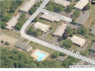433 C Laurel Brook Drive #1903, Brick, NJ 08724 (MLS #21613286) :: The Dekanski Home Selling Team