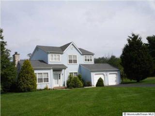 6 Ashley Drive, New Egypt, NJ 08533 (MLS #21618482) :: The Dekanski Home Selling Team